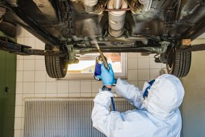 Exhaust system spare parts - cheaper equivalents