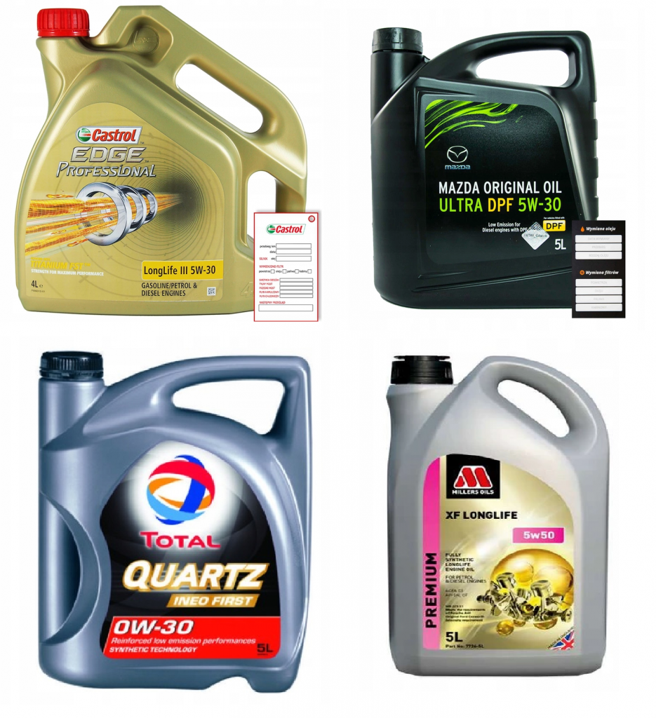 How to extend the life of the DPF filter - car oils with low SASP