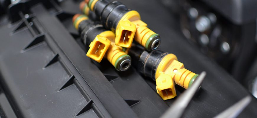 How to extend the life of the DPF filter - fuel injectors, Author Andy_Jensen, Flickr, CC BY 2.0