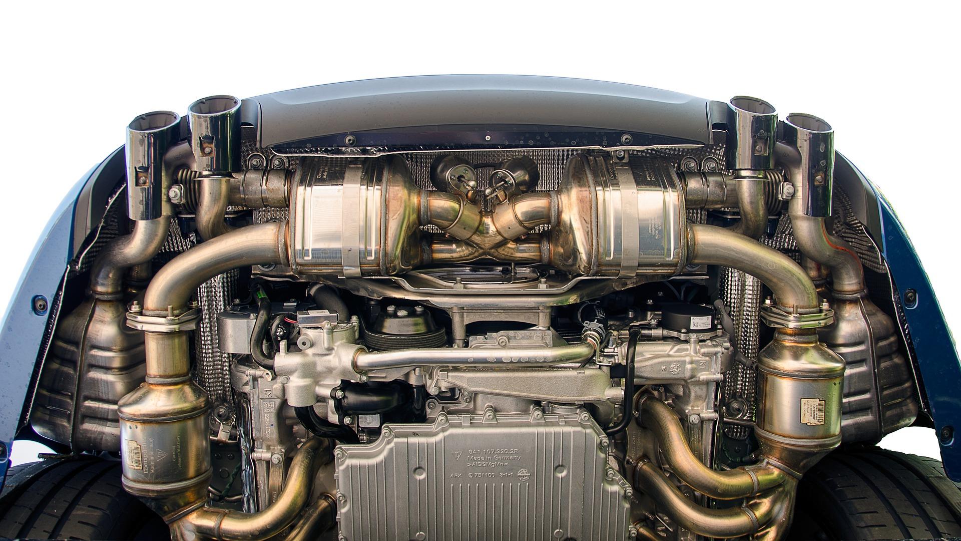 Die Auspuffanlage des Autos – wie funktioniert es?
