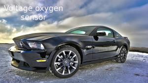 voltage oxygen sensor кислородный датчик напряжения