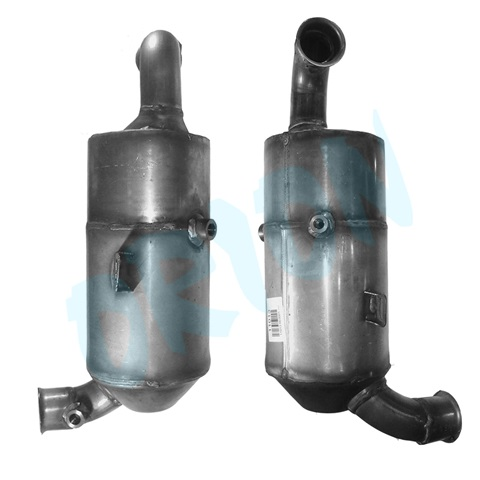 6//05-4//08 DPF PEUGEOT 307 1.6HDi 9HZ DV6TED4 Euro 4